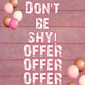 🎈All Offers Considered!🎈